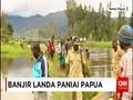Banjir Landa Paniai Papua