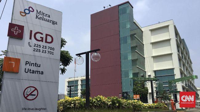 Polisi Bidik Pimpinan RS Mitra Keluarga Soal Bayi Debora