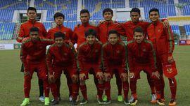 Susunan Pemain Indonesia U-19 vs Myanmar U-19
