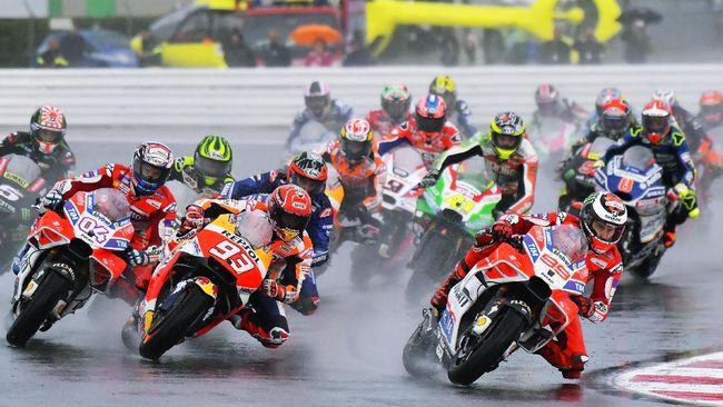 Rekor Kecelakaan Terjadi di GP San Marino