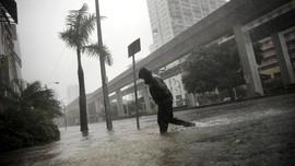 WNI Bali Berhasil Dievakuasi dari Pulau Terdampak Badai Irma