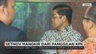 Setya Novanto Mangkir dari Panggilan KPK