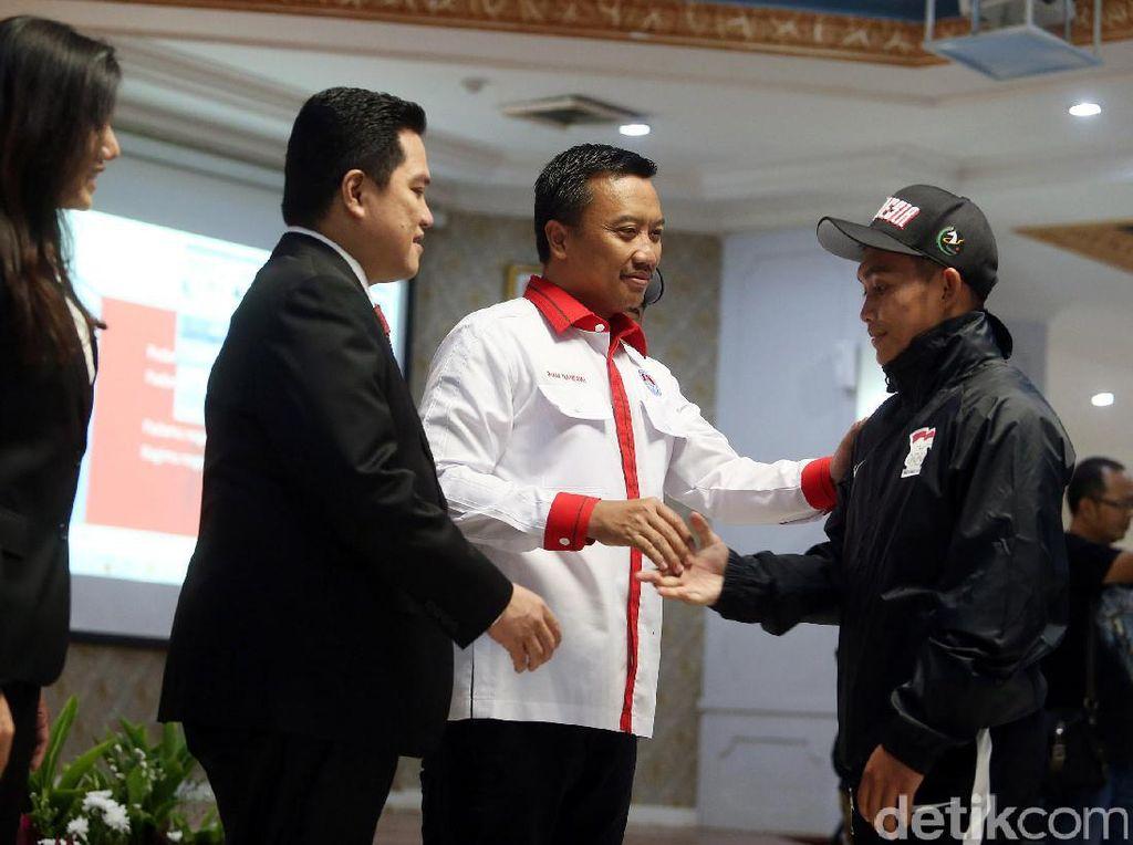 Dari total 21 cabang yang dipertandingkan, Indonesia hanya mengikuti 13 cabang olahraga.