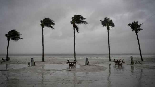Badai Idai di Mozambik dan Zimbabwe Renggut Seribu Nyawa