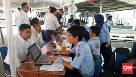 Sebanyak 13 Instansi Umumkan Hasil Seleksi Administrasi CPNS