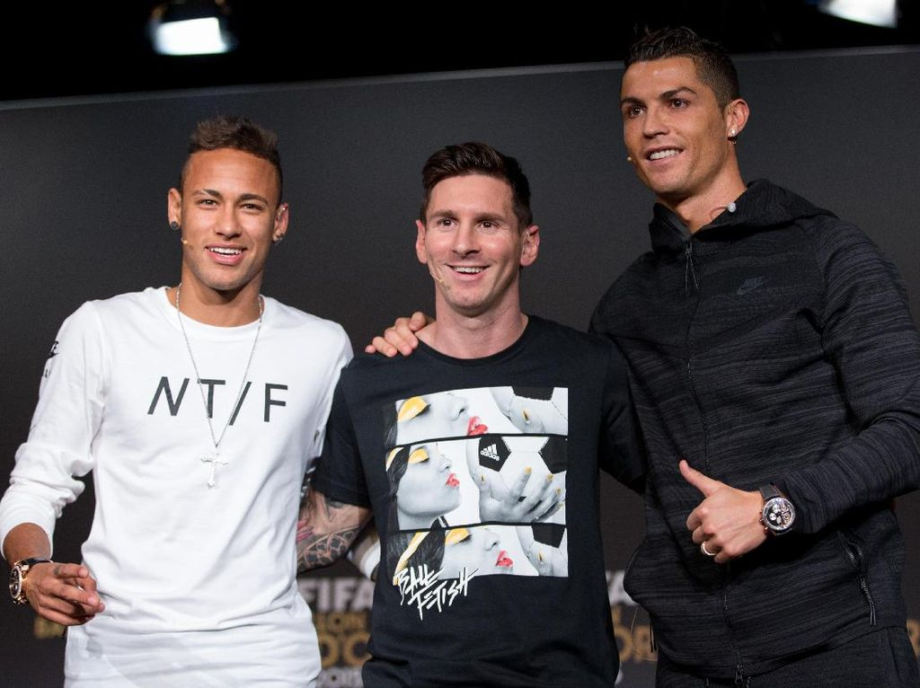 Drama Messi dan Ronaldo di Piala Dunia Berujung Perceraian Suami-Istri