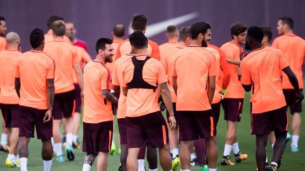 Melihat Persiapan Barca dan Juventus Jelang Duel di Camp Nou