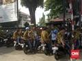 Massa Pendukung 'Kawal' Sidang Praperadilan Setnov