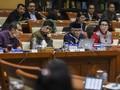 Rapat Dengar Pendapat Komisi III dan KPK Ditunda Pekan Depan