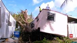 VIDEO: Nasib Penghuni Karavan Setelah Badai Irma