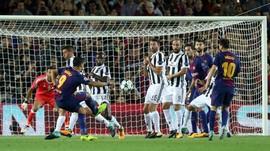 Jadwal Siaran Langsung Juventus vs Barcelona