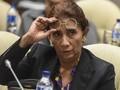 Menteri Susi Tolak Tanggapi Polemik Penenggelaman Kapal