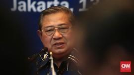 SBY Singgung Tudingan Asbun Politisi soal Rekayasa Aksi Teror