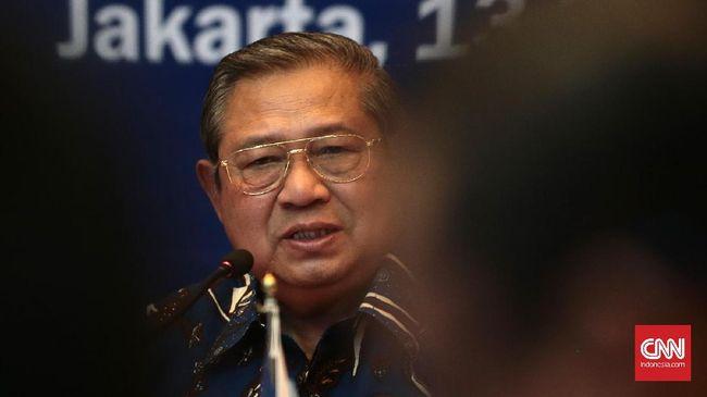 SBY Minta KPK-Polri-Kejagung Tak Bermusuhan