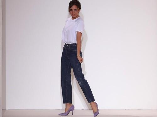 Pengakuan Victoria Beckham yang Tidak Pernah Cuci Jeans, Kecuali karena Ini