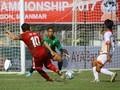 Timnas Indonesia U-19 Jumpa Thailand di Semifinal