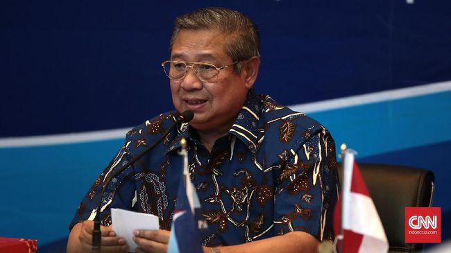 SBY: Trump Belum Terlambat Batalkan Keputusan Soal Yerusalem