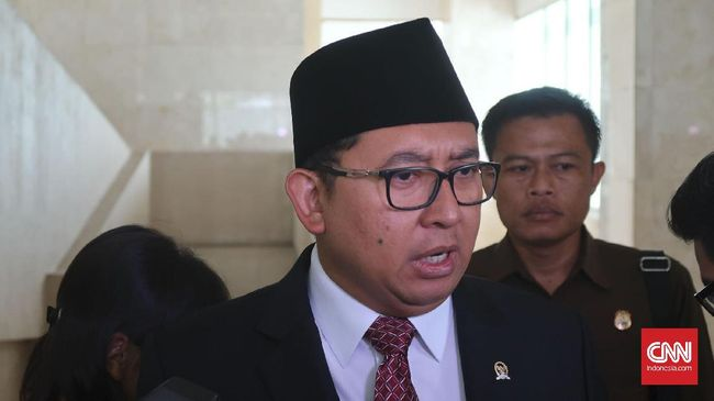 Fadli Zon Akui Surat DPR ke KPK soal Setnov Inisiatif Pribadi