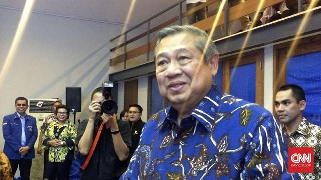 SBY: Corona is Real, Not Fiction, Not Hoax