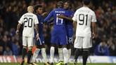 <p>Lima gol Chelsea lainnya dicetak Pedro Rodriguez, Cesar Azpilicueta, Tiemoue Bakayoko, Michy Batshuayi, dan bunuh diri Maksim Medvedev. (Action Images via Reuters/Tony O'Brien)</p>