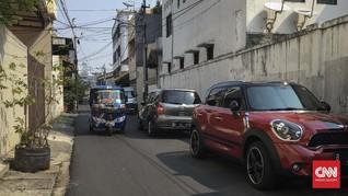Solusi Hindari Denda Rp2 Juta Bila Punya Mobil Tanpa Garasi