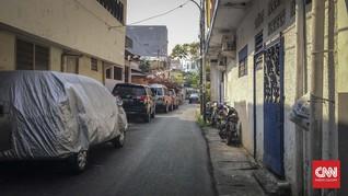 Resmi, Depok Denda Rp2 Juta Buat Pemilik Mobil Tanpa Garasi
