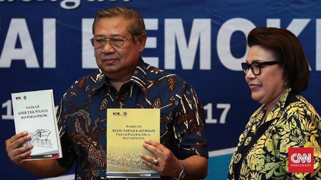 SBY Sindir Wacana Pembekuan KPK