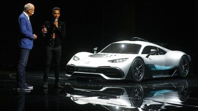 Mercedes-Benz Racik Hypercar Bercita Rasa Formula 1