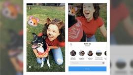 Filter Wajah Instagram Kini Bisa Buat Siaran Live