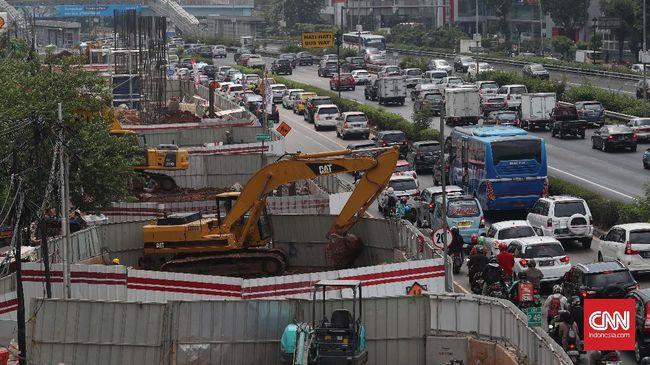 KAI Tetap Mayoritas di Perusahaan Patungan LRT Jabodebek