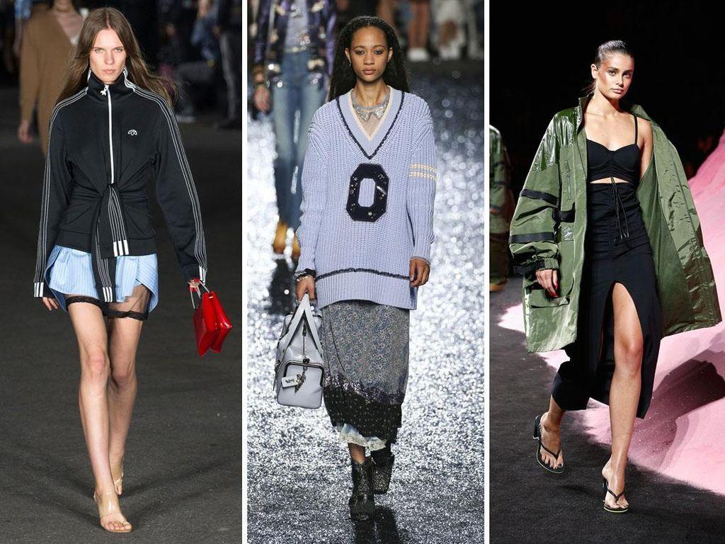 Foto: 10 Tas Cantik, Fresh dari New York Fashion Week