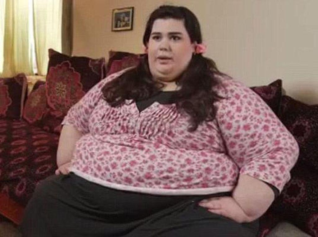Berat Badan 298 Kg dan Seperti Monster, Wanita Ini Jadi Cantik Usai Diet