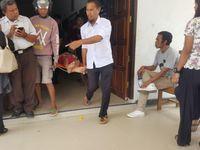 Berawal dari kabar yang viral di media sosial, terungkap bahwa anak-anak di Kendari Sulawesi Tenggara jadi korban penyalahgunaan obat PCC. Satu orang meninggal dunia dan 42 lainnya harus dirawat di rumah sakit. (Foto: Siti Harlina/detikcdom)