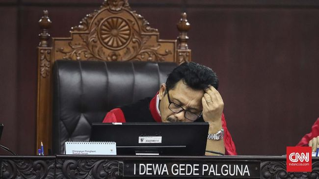 Soal DPD, Hakim Sebut Putusan MK Mengikat Sejak Ketok Palu