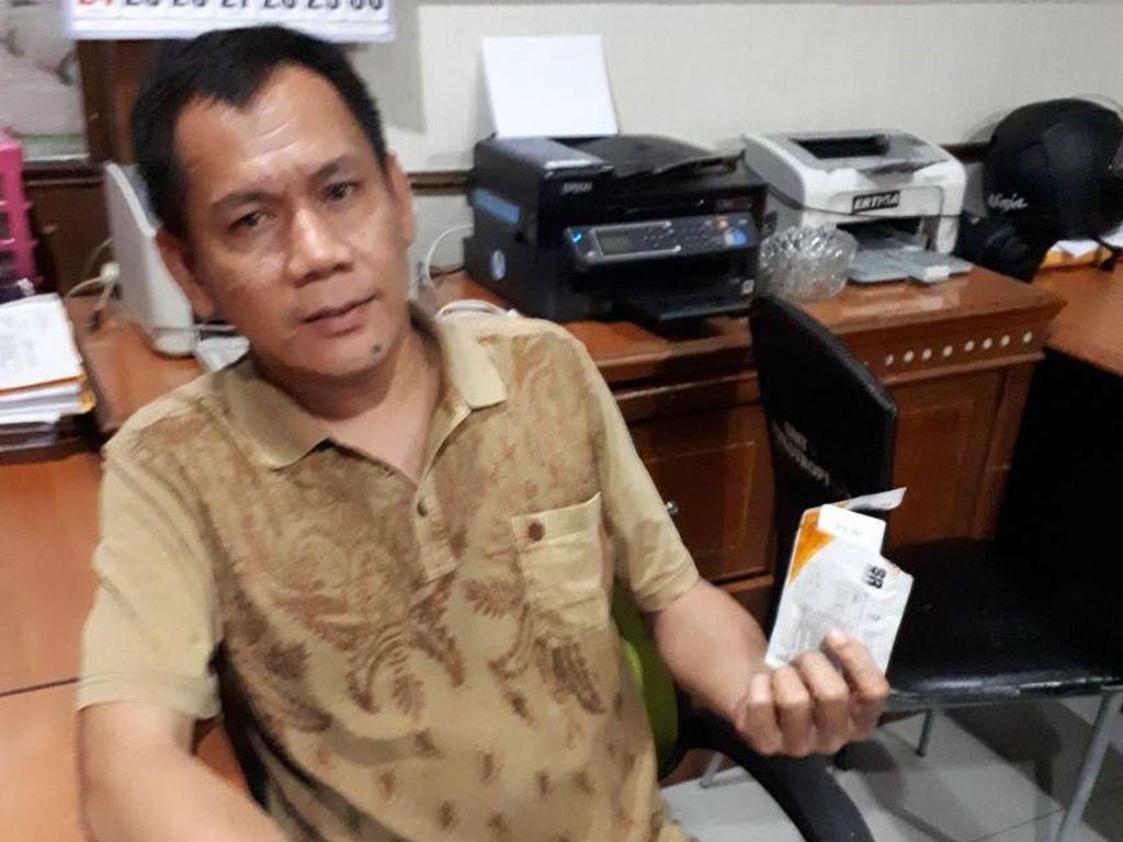 Indra Jaya Piliang diciduk aparat Direktorat Reserse Narkotika Polda Metro Jaya di sebuah tempat karaoke di Taman Sari, Jakarta Barat pada Rabu (13/9) / Foto: Dok. Istimewa