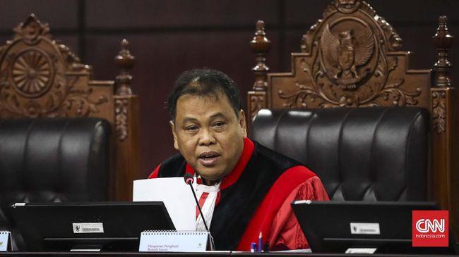 Disahkan Jadi UU, Gugatan Perppu Ormas Ditolak MK