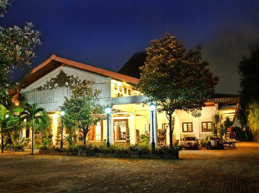 Graha Saba Buana tampak depan. Gedung ini dikelola oleh Chilli Pari Catering yang merupakan bisnis milik Gibran. Foto: Dok. Chilli Pari Catering
