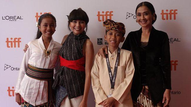 Seperti Pemenang Oscar, Kisah Anak Bali Diputar di TIFF 2017