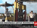 Bantuan Indonesia untuk Rohingya Tiba di Bangladesh