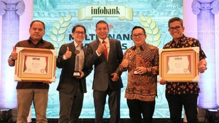 FIFGROUP Raih Penghargaan Perusahaan Multifinance Terbaik