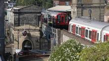 Polisi Selidiki Ledakan di Stasiun Bawah Tanah London