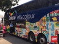 Bus Wisata Transjakarta Makin Ramai Peminat