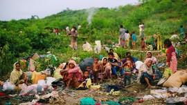 Bangladesh Tak Mampu Lagi Terima Pengungsi Rohingya