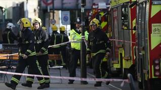 Ledakan di London, Tagar #ParsonsGreen Puncaki Trending Topic