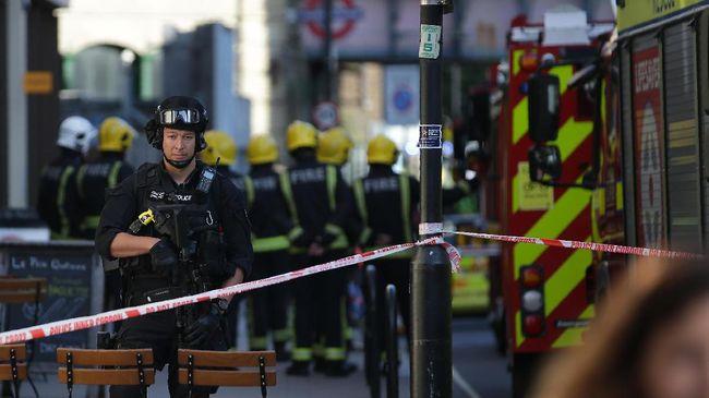 Inggris Tangkap Tersangka Ketiga Teror Bom London
