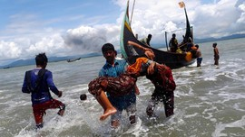 Dituduh Cuci Otak Rohingya, Bangladesh Panggil Dubes Myanmar