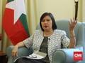 Duta Besar Myanmar Menjawab Persoalan Rohingya