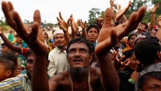 Bangladesh Tunda Proses Repatriasi Rohingya