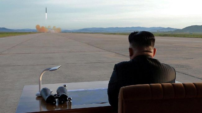 AS-Korsel Latihan Jet Tempur, Korut Ancam Perang Nuklir