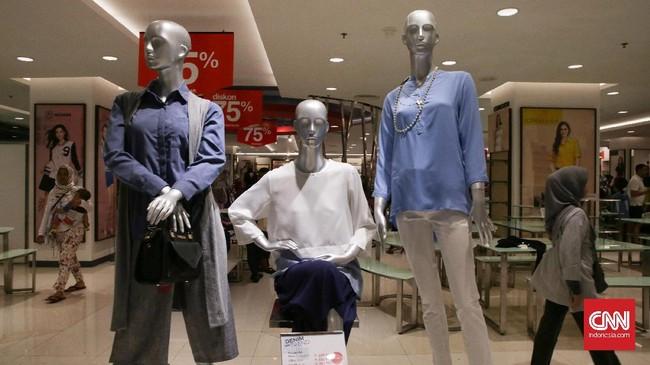 Sekretaris Perusahaan Matahari Department Store Miranti Hadisusilo menjelaskan, penutupan dua gerai tersebut tak terlepas dari alasan minimnya kontribusi pendapatan dari gerai di Pasaraya Manggarai dan Pasaraya Blok M. (CNN Indonesia/Hesti Rika).
